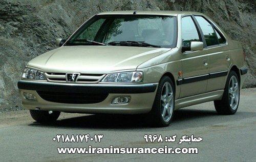 بیمه شخص ثالث پژو پارس دوگانه سوز : قیمت بیمه شخص ثالث بیمه ایران - محاسبه آنلاین Online Iran Car Insurance