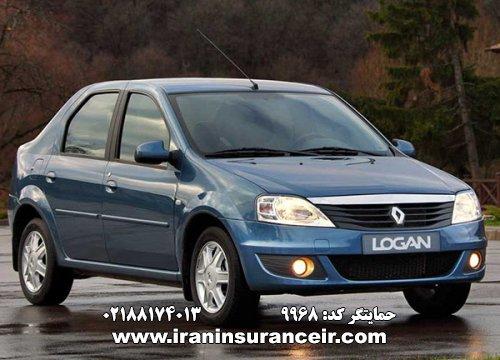 بیمه شخص ثالث رنو تندر پلاس اتوماتیک : قیمت بیمه شخص ثالث بیمه ایران - محاسبه آنلاین Online Iran Car Insurance
