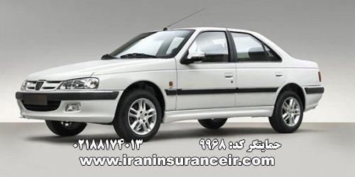 بیمه شخص ثالث پژو پارس : قیمت بیمه شخص ثالث بیمه ایران - محاسبه آنلاین Online Iran Car Insurance