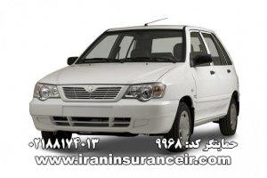 بیمه شخص ثالث پراید سایپا 111 SE : قیمت بیمه شخص ثالث بیمه ایران - محاسبه آنلاین Online Iran Car Insurance