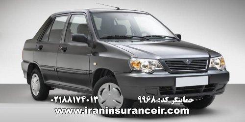 بیمه شخص ثالث پراید سایپا 132 SE : قیمت بیمه شخص ثالث بیمه ایران - محاسبه آنلاین Online Iran Car Insurance