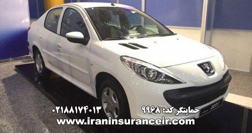 بیمه شخص ثالث پژو 207 صندوقدار اتوماتیک : قیمت بیمه شخص ثالث بیمه ایران - محاسبه آنلاین Online Iran Car Insurance