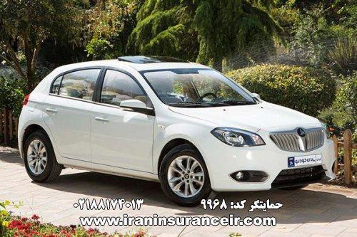 بیمه شخص ثالث برلیانس H320 اتوماتیک : قیمت بیمه شخص ثالث بیمه ایران - محاسبه آنلاین Online Iran Car Insurance
