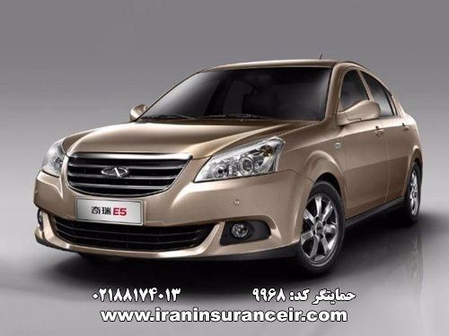 بیمه شخص ثالث ام وی ام وی ام MVM 550 اتوماتیک (Luxury) : قیمت بیمه شخص ثالث بیمه ایران - محاسبه آنلاین Online Iran Car Insurance
